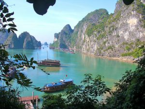 sailing Halong Bay - the life-changing adventure in Vietnam - Vietnam visa application for Australia